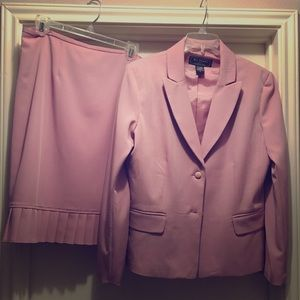 Ms. Tracy by Tracy Evans Pink Suit